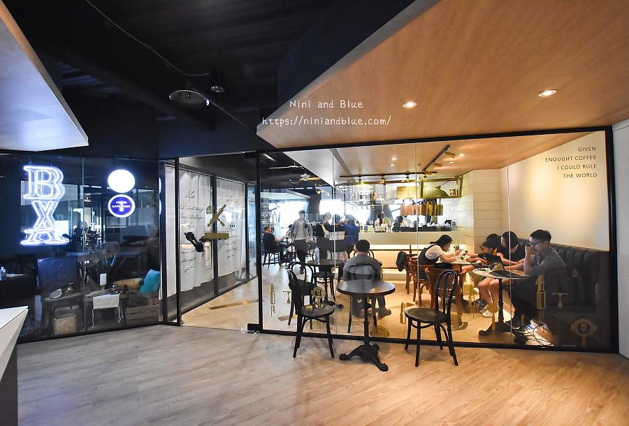咖啡任務 台中最高咖啡館 夜景02