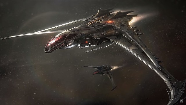 Star Citizen - Vanduul Blade