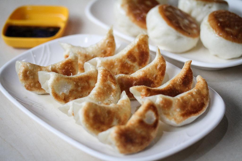 你彭Guotie面条饺子的房子