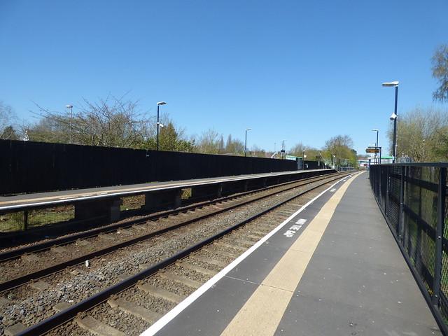 Cannock Station