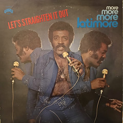 LATIMORE:LET'S STRAIGHTEN IT OUT(JACKET A)