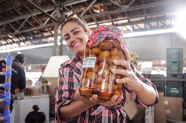 5 produtos que você só encontra na 3° Feira Nacional da Reforma Agrária