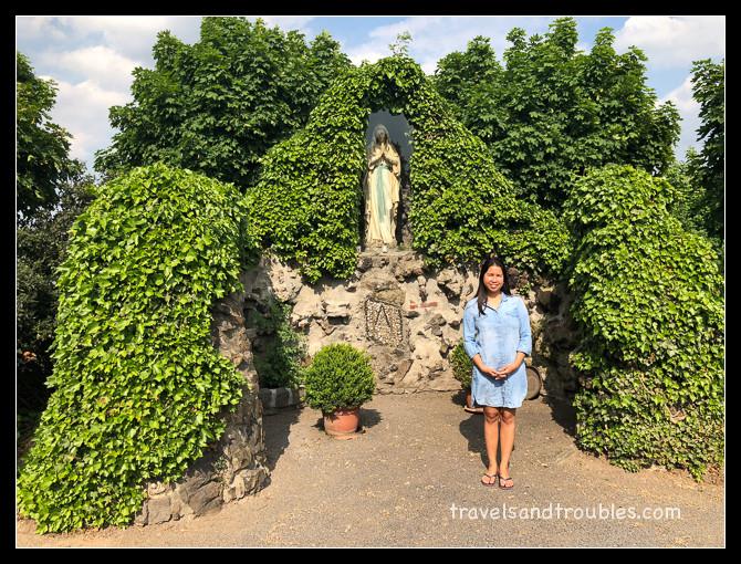 Maria naar de hemel gevaren kerk