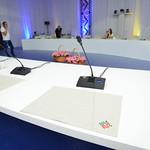 EU Leaders Dinner Table at Sofia Tech Park