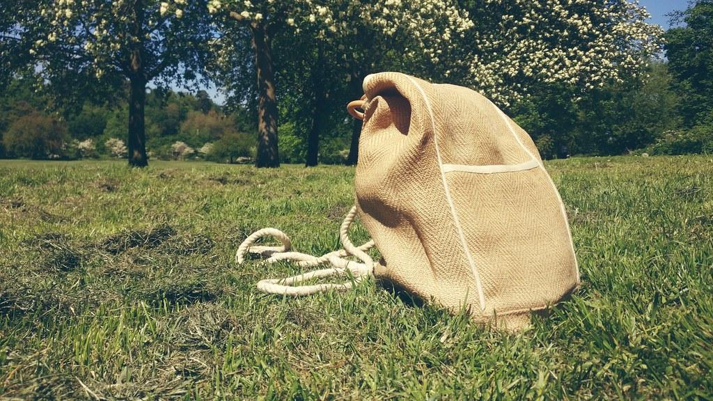 Wicker Raffia Bags 3