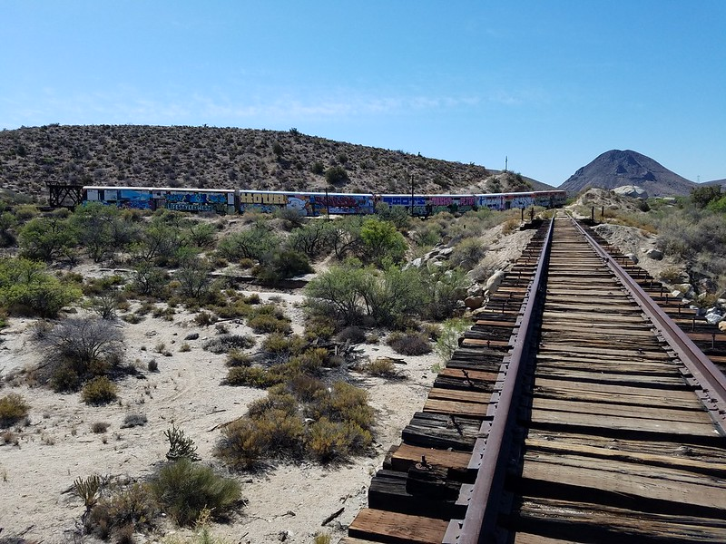 Goat Canyon Trestle • Carrizo Gorge Railway