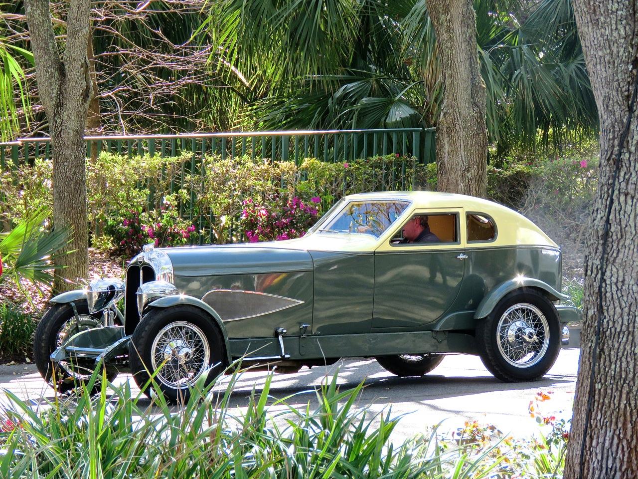 1929 Auburn Cabin Speedster 1