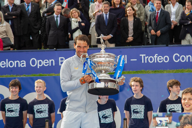 Rafael Nadal claims 11th Barcelona title