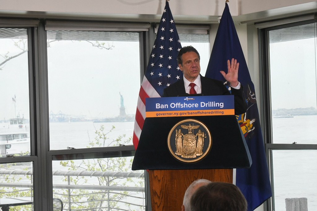 Governor Cuomo Advances Bill to Prohibit Offshore Drilling