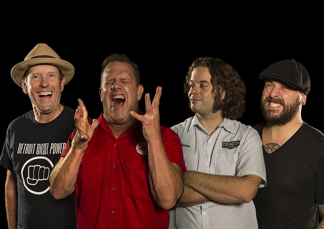 Cowboy Mouth Promo_ Michael J. Media
