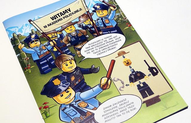 RECENZJA LEGO® City. Witamy w policji (2)