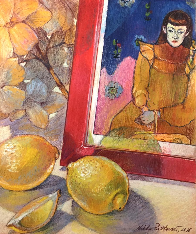 Still life with Gauguin