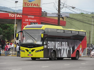 Jamaica Urban Transport Company VDL Jonckheere