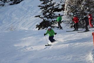 Bike-Chill Lilian Kummer Valbella Ski-Spass