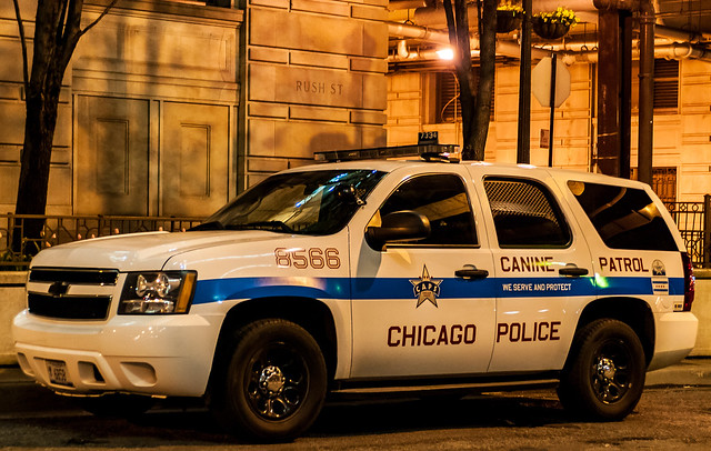 Chicago Police Canine Patrol