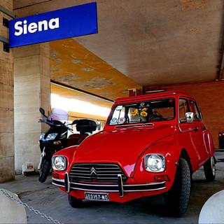 Citroën Dyane, Siena