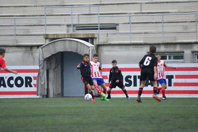 Alevines Preferente Mallorca (Gr. A): Manacor 5 – 0 Rtvº Mallorca