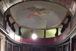 Noicattaro. teatro front