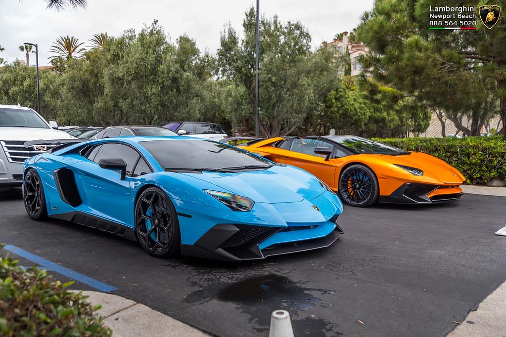 Lamborghini Newport Beach Service Clinic Lamborghini Newpo Flickr