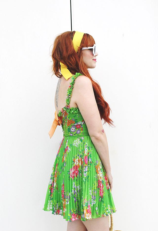 Altering vintage dresses