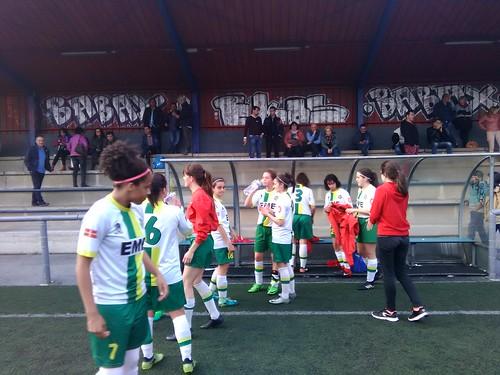 Pauldarrak 0-3 San Ignacio #EHFutbolKopa