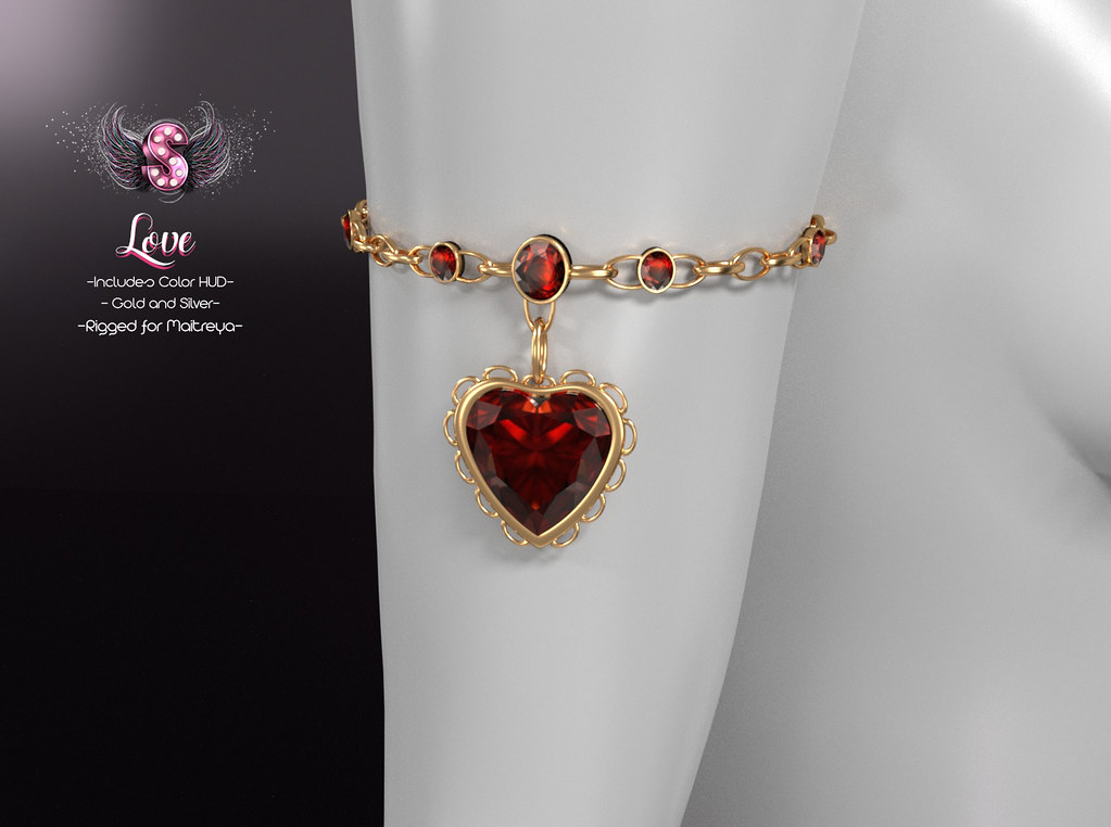.::Supernatural::. Love Arm Chain @ L8 - TeleportHub.com Live!