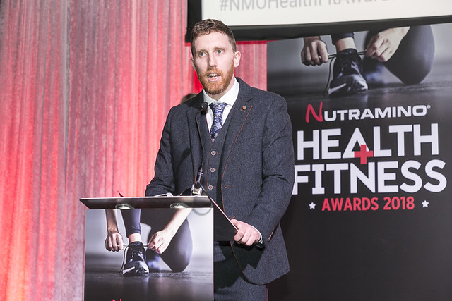 2018 NUTRAMINO® Health & Fitness Awards