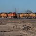 UP 5790 | GE AC44CWCTE | BNSF Orin Subdivision by M.J. Scanlon