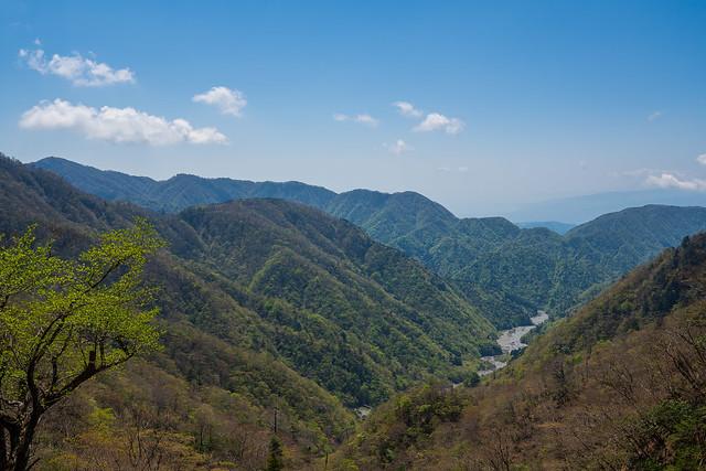 塔ノ岳・鍋割山と熊木沢