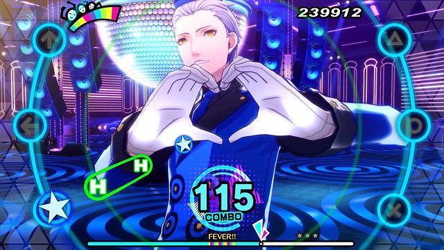 Persona 3 Dancing Moonlight & 5 Dancing Star Night Screenshots