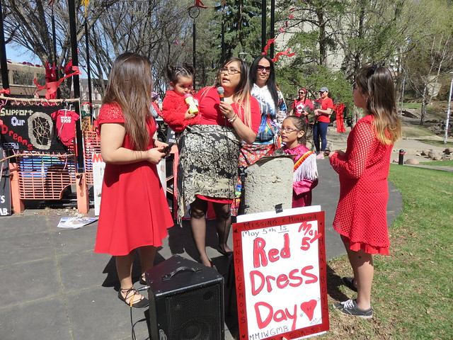 Red Dress Day - Edmonton