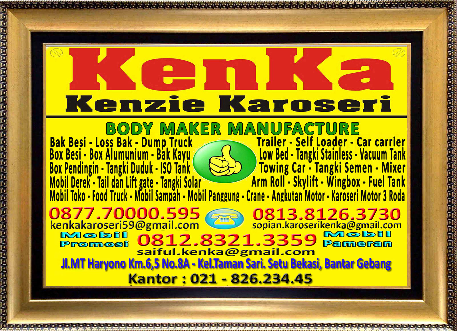 Logo KenKa - Nipo - Sopian - Saiful