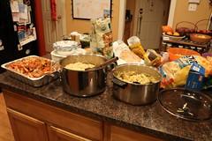 Flo's Spaghetti Party