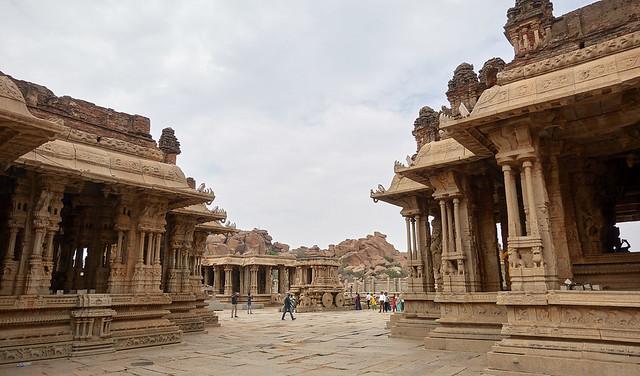 Vittala temple compound
