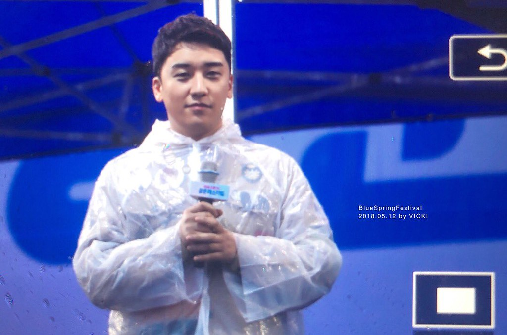 BIGBANG via pandariko - 2018-05-12  (details see below)