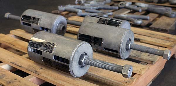Sway Braces Custom Designed for a Mechanical Equipment Supplier