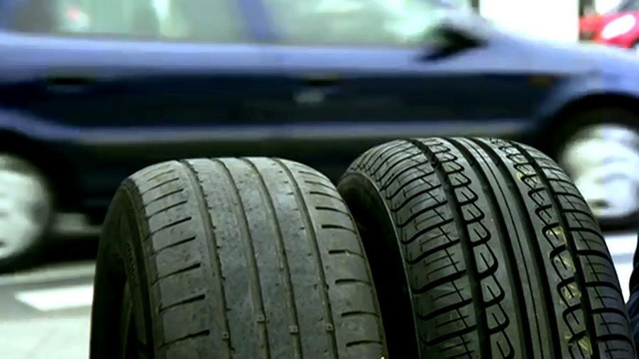 трошење автомобилски гуми споредба