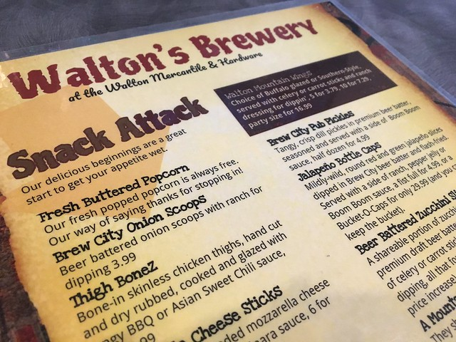 Walton Mountain Brewing