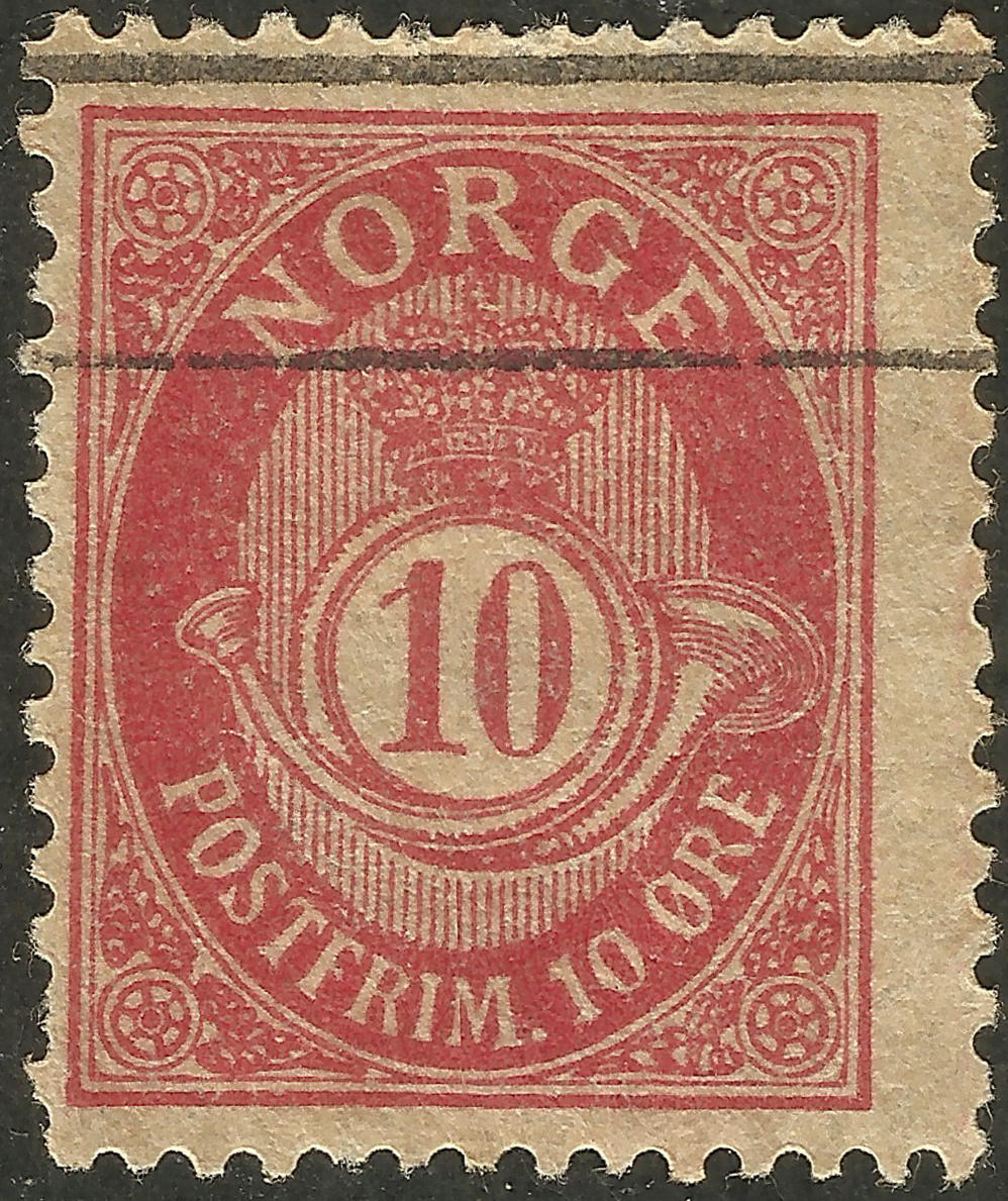Norway - Scott #51 (1898)