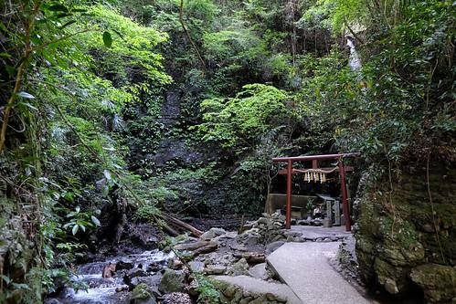 2018.05.12 文蔵の滝:七大龍王神社