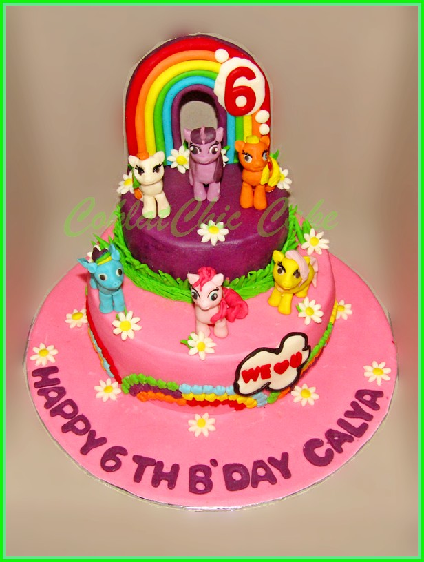 Cake My Little Pony CAYLA 18 cm