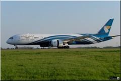 A40-SC, Oman Air, B787-9 Dreamliner