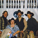 Mary Lou (me) with the famous EDS Cat Herders at Comdex in Las Vegas 2000 by mharrsch