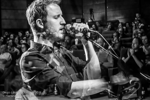 Diego @ Pohoda_FM Live 24.4.2018