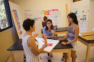 """The Sontag Center for Collaborative Creativity (""""The Hive""""), September 8, 2015."""