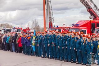День пожарной охраны 110