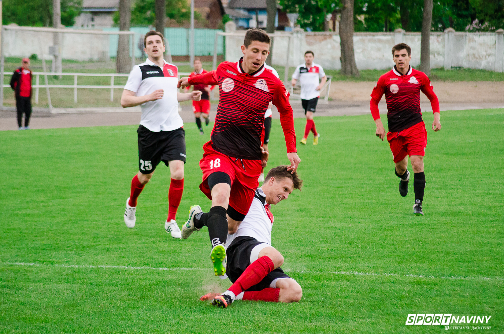 FC Lokomotiv 0:1 FC Smorhon. 12/05/2018