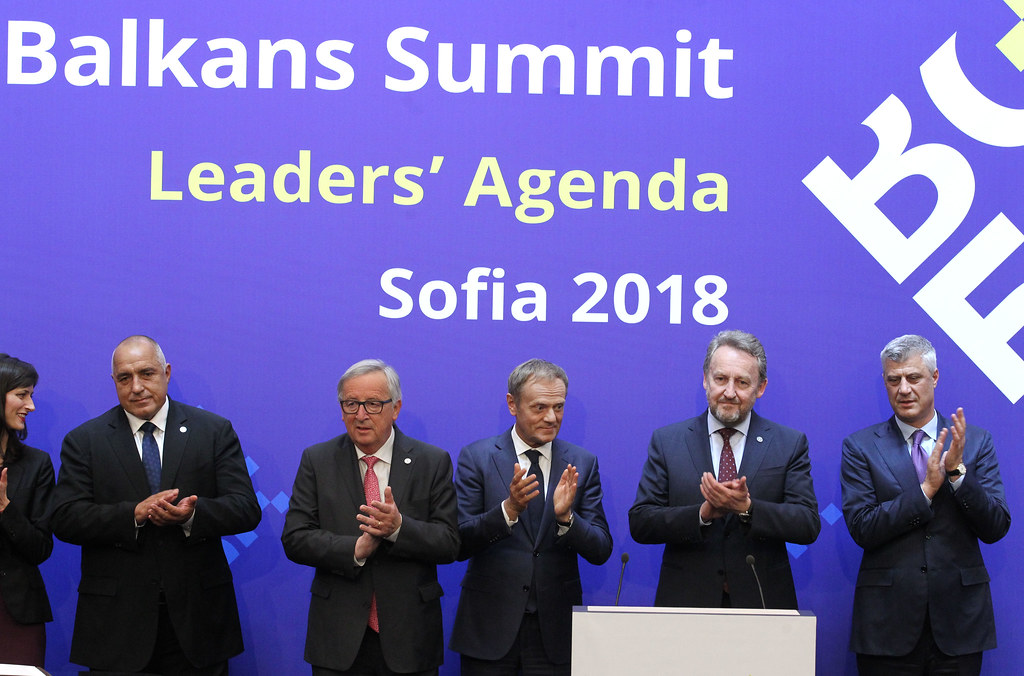EU - Western Balkans Summit: Signing of agreements