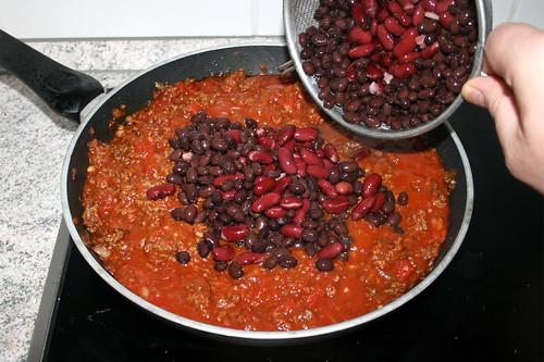 30 - Bohnen hinzufügen / Add beans