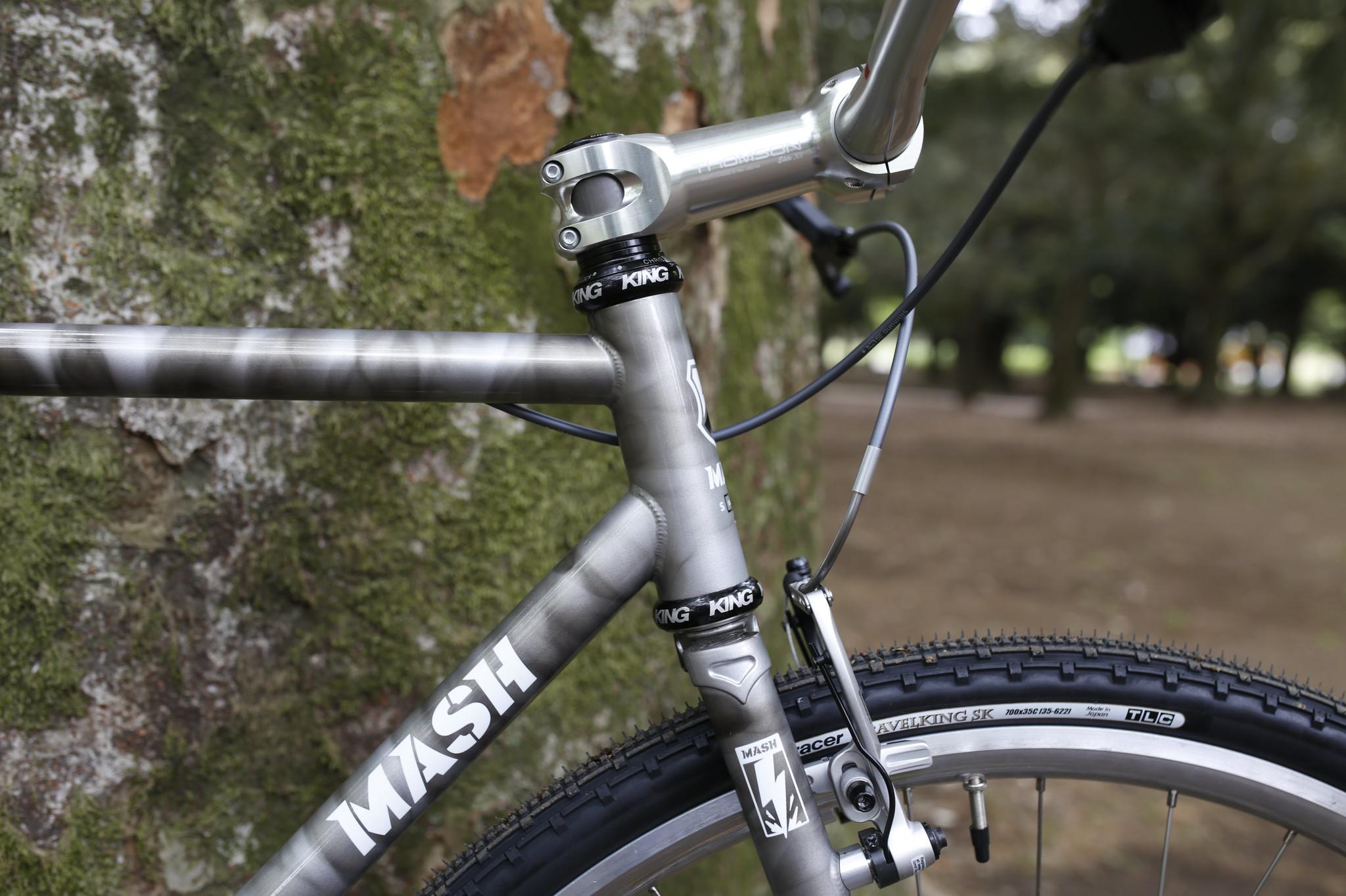 *MASH* steel (M)